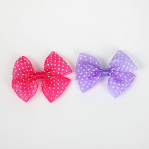 Grosgrain Ribbon Bow for Kids pictures & photos