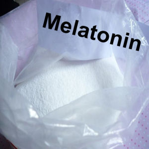 99% USP Melatonin Powder Steroids Sleep Disorder Treatment Bodybuilding pictures & photos