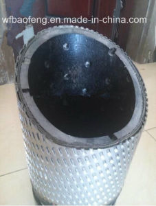 Downhole Well Pump Screw Pump Sand Control Screen Pipe for Sale pictures & photos