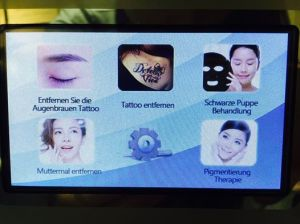 Mini YAG Laser Tattoo-Removal Portable System Pigment Removal Red Light Therapy Portable pictures & photos