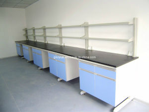 New Type Wood Lab Furniture with Frame (JH-WF005) pictures & photos
