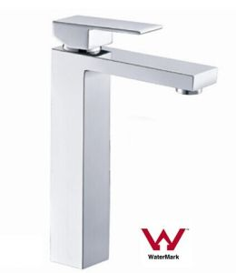 Australia Standard Sanitary Ware New Square Bathroom Brass Chrome Plated Basin Tap/Faucet/Mixer (HD4203H) pictures & photos