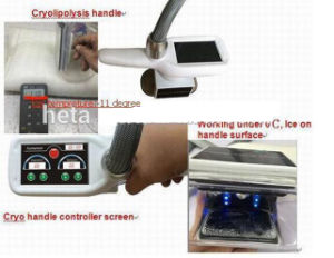 Portable 6 in 1 40k Cavitation RF Vacuum Frozen Blasting Fat Cavition H-3007A pictures & photos