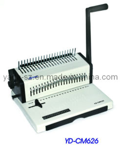 Comb Binding Machine (YD-CM626) pictures & photos