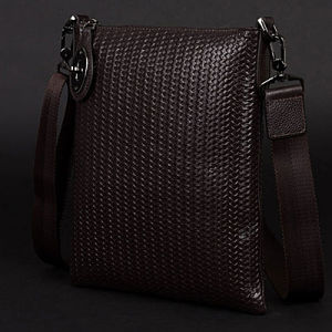 Fashion Veiny Handbags Leather Handbag for Men Business Bag M3051 pictures & photos