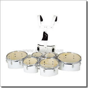 Professional Marching Tom Set Percussion Instruments (MD566) pictures & photos