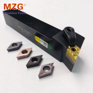 External CNC Groove Grooving Cutting Cut-off Lathe Turning Machine Tool pictures & photos