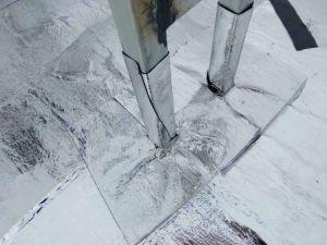 Self-Adhesive Bitumen Waterproof Membrane of Exporting Southeast Asia pictures & photos