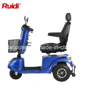 950W Three Wheel MID Size Mobility Scooter pictures & photos