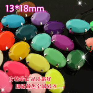 Claw Rhinestone Neon Fluorescence Color Claw Setting Rhinestone pictures & photos