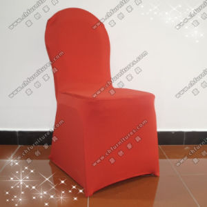 Red Flexible Chair Cover for Wedding Yc-831-02 pictures & photos