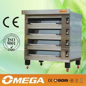 Electric Bakery Deck Oven Stone Floor/Used Gas Ovens Deck (Manufacturer CE&ISO9001) pictures & photos