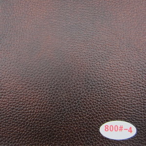 Top Selling High Quliaty Furniture Leather Synthetic PVC Leather pictures & photos