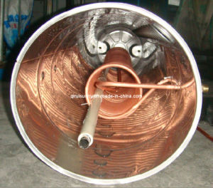 Pre-Heated Pressure Solar Energy Water Heater with Copper Coil pictures & photos