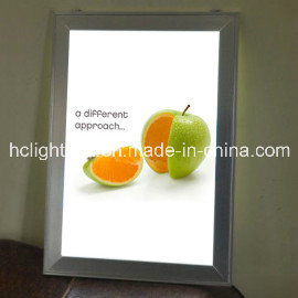 Snap Open Frame Ultra Slim Light Box for Advertising pictures & photos