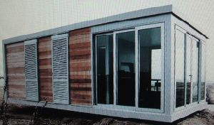 Steel Structure Container House/Prefab Container House pictures & photos