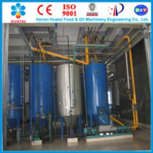 2015 China Huatai Brand Newest China Continuous Sunflower Oil Refinery Machinery Plant