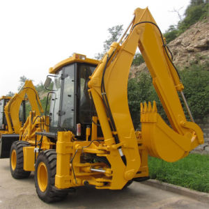 Mini Compact Backhoe Loader 30-25 pictures & photos