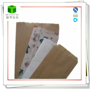 Cokie Paper Bag, Snack Paper Bag, Fast Food Paper Bag pictures & photos