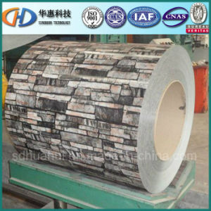 Pattern Color Steel Coil PPGI for Construction Building pictures & photos
