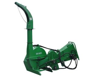 Best Chinese 3 Point Hitch Wood Chipper, Bx92r Wood Chipper, Pto Driven Wood Chipper Shredder (BX92R) pictures & photos