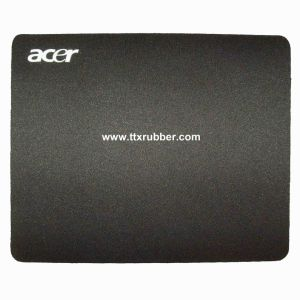 Logo Mouse Pad, Silkscren Printing Mouse Pad pictures & photos