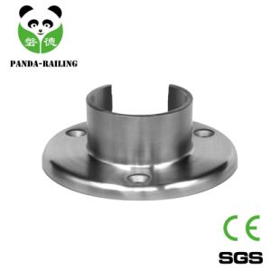 Tube Connector / Handrail Fitting / Stainless Steel Slot Tube Fitting pictures & photos