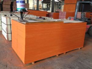 Poplar Core Film Faced Plywood Made in China pictures & photos