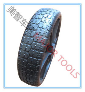 Hot Sale Top Quality Best Price 10inch Solid Rubber Wheels pictures & photos