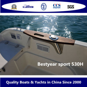 Bestyear Sport 530h Boat pictures & photos