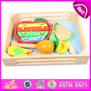2015 Multifunctional Wooden Music Toy, Musical Instrument Percussion Set Toy, Funny Cute Colorful Wooden Knock Musical Toy W07A082 pictures & photos