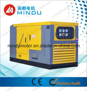 Silent/Canopy Type Diesel Generator with ATS pictures & photos
