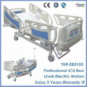 CE Quality! Hospital Electric ICU Bed (THR-EB5105) pictures & photos