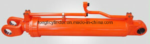 Dh55 Bucket Cylinder / Hydraulic Cylinder of Doosan Excavator pictures & photos