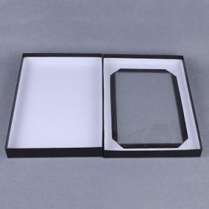Wholesale Flat Pack Printed Fancy Folding Paper Men Dress Shirt Boxes with Lids pictures & photos