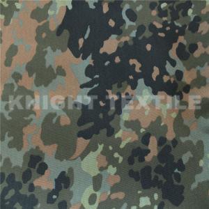 1000d Nylon Cordura Camouflage Printing Fabric (KNCOR1000-110)