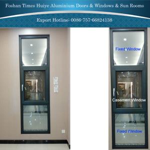 Aluminium Fixed Window Mix Casement Window pictures & photos