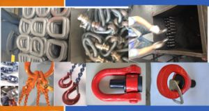 Anchor Chain Accessory-Swivel Piece, Kenter Shackle, End Shackle pictures & photos