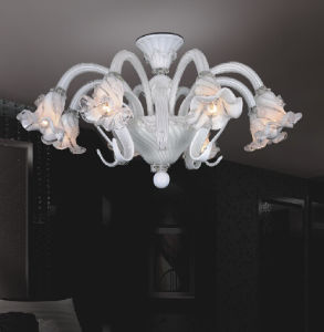 Charming White Ceiling Lamp (81011-8) pictures & photos