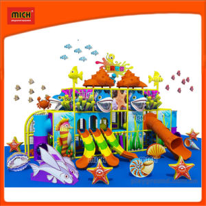 Children Soft Indoor Playground From Mich pictures & photos