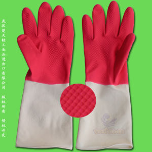 Cleanroom Rubber Gloves pictures & photos