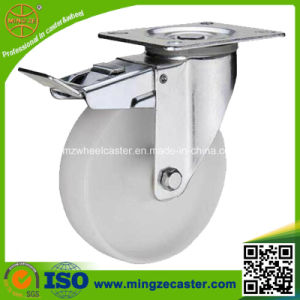 Heavy Duty Nylon Wheel Caster for Hand Trolley pictures & photos