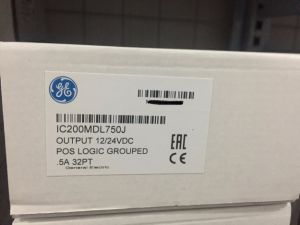 Ge Funuc Programmable Logic Controller IC200mdl750— — Ge PLC pictures & photos