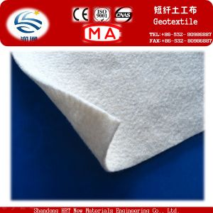 Polyester Pet Nonwoven Geotextile, Factory Supply Directly pictures & photos