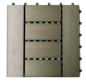 Wood Plastic Composite Decking DIY pictures & photos