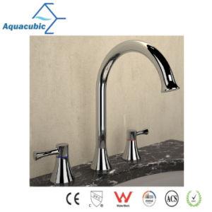 China Fashinable New Style Brass Bathroom Bath Faucets China Bathroom Bath