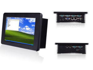 7′′ Embedded Industrial Touch Panel PC with Atom N2800 Dual Core 1.8GHz pictures & photos