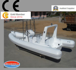 19ft Inflatable Boats/Cabin Rib Boat 580