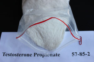 Natural Legal Muscle Building Steroids Powder for Men Testosterone Propionate pictures & photos