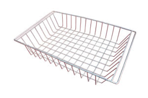 Stainless Steel Wire Storage Basket for Kitchen pictures & photos